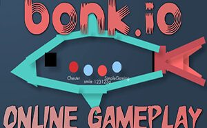 bonk.io gameplay